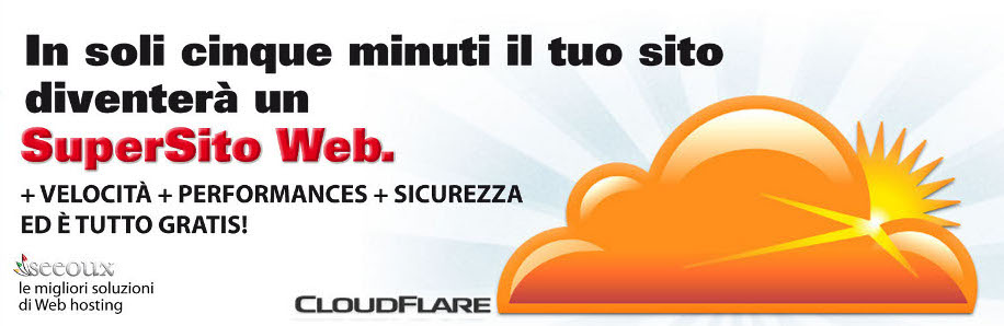 cloudflare e seeoux