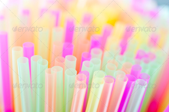 drinking-straws